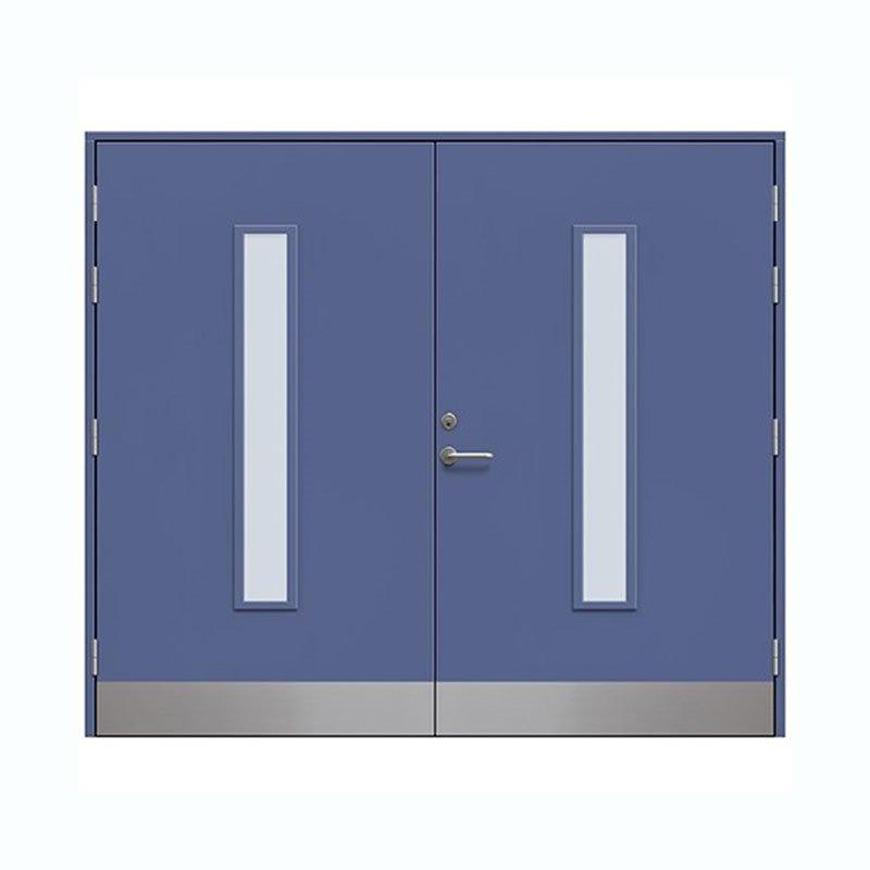 Arild Autotallin ovi Sininen