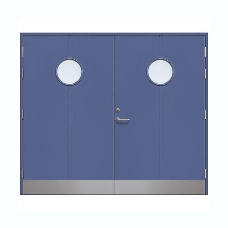 Farhult Autotallin ovi Sininen