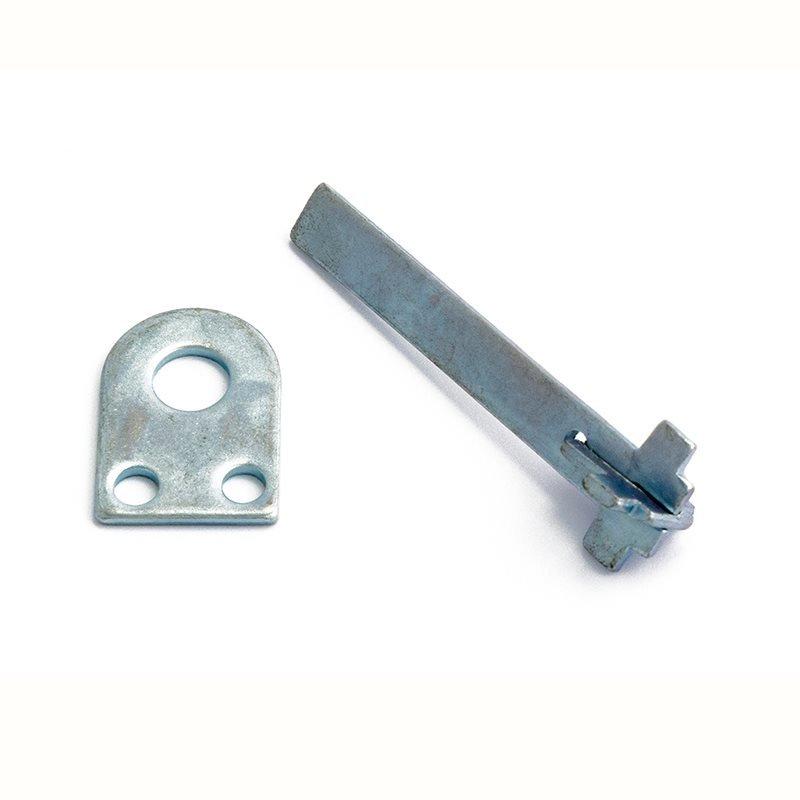 Habo 7-43 Sylinterivääntimen kara Alumiini