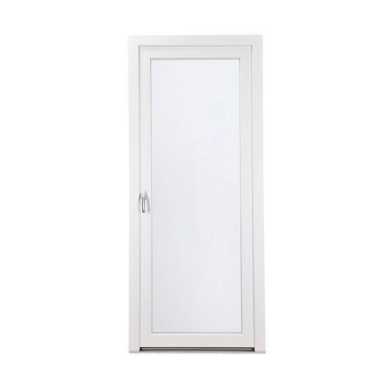 Lasiovi PVC Valkoinen