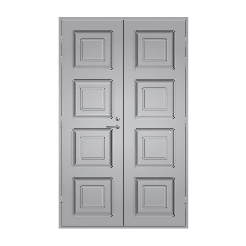 Pihla 1152 Pariulko-ovi Valkoinen