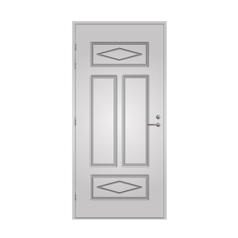 Pihla 122 Ulko-ovi Valkoinen