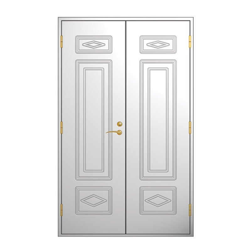 Pihla 1222 Pariulko-ovi Valkoinen