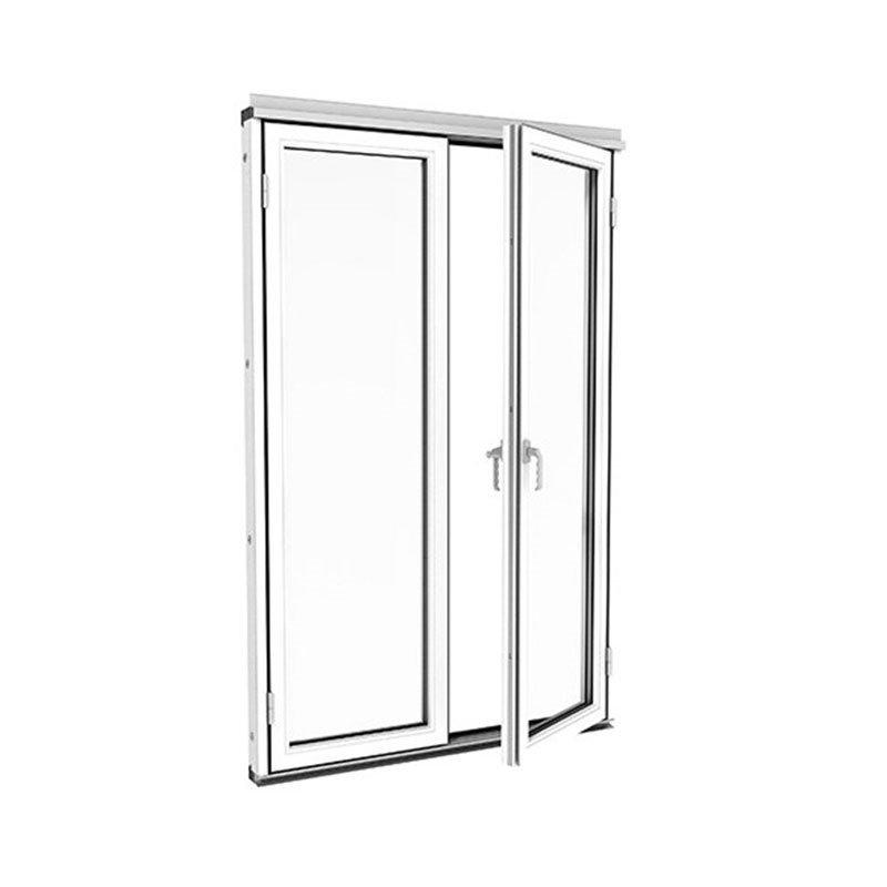 Taitettava ovi Vinter Valkoinen